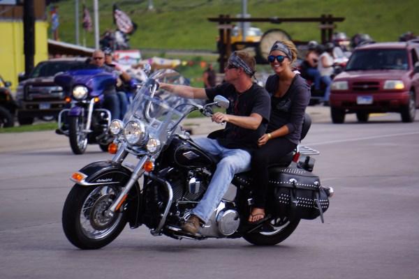 Sturgis motocycle