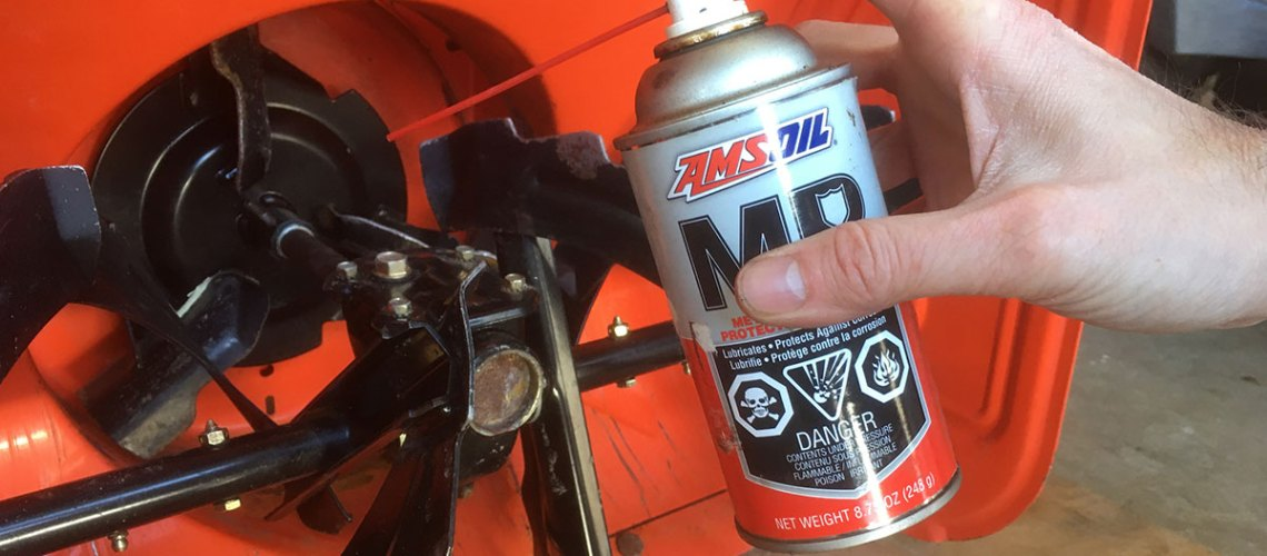 Uses for AMSOIL Metal Protector