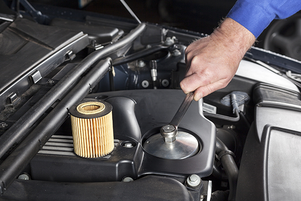 Can I Use The Same Oil Filter Twice? - AMSOIL Blog