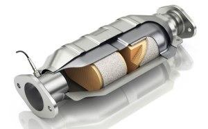 Diesel particulate filter (DPF)
