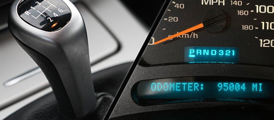 Manual vs automatic transmission fluid