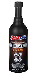 AMSOIL Diesel All-In-One