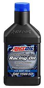 AMSOIL racing oil