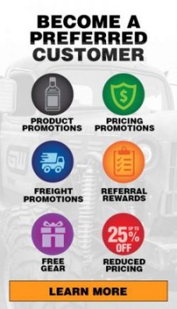 Become a Preferred Customer.