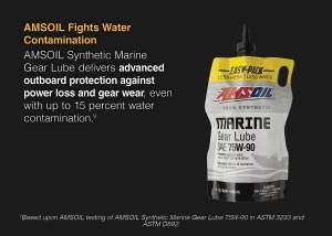 AMSOIL Marine Gear Lube
