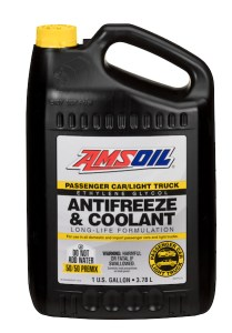 AMSOIL Passenger Car/Light Truck Ethylene Glycol Antifreeze & Coolant