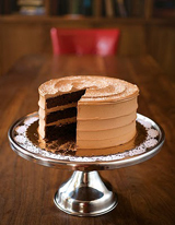 Sweet and Salty Cake from Baked NYC