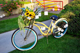 Summer Bicycle Inspired Wedding – Guest Feature