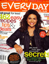 Our Oscar Decor Tips in Rachael Ray Magazine