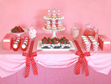 Guest Dessert Table + Ask Amy