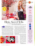 Feature in O Magazine!