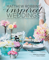 Matthew Robbins' Inspired Weddings Giveaway