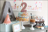 Gloriously Gingham Guest Desert Feature
