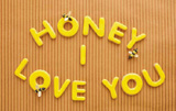 The Buzz about Honey, I Love You