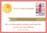 Win A Consultation For Your Next Celebration!