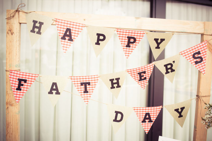 Father's Day Party Inspiration