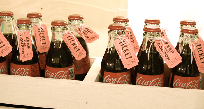 Old Fashioned Coca Cola Bottles