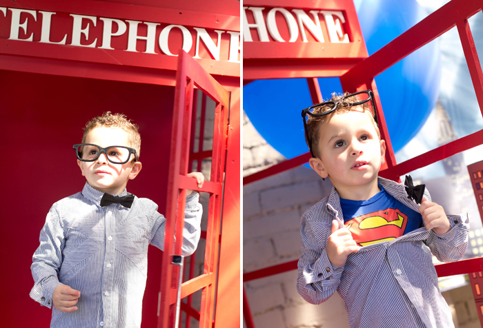 Superman Inspired Party Costume Ideas