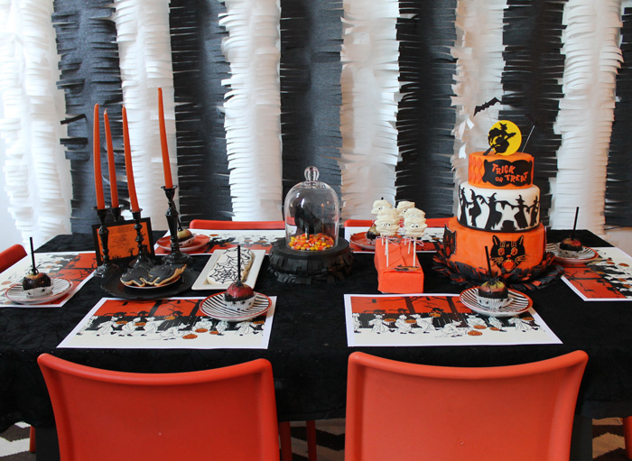 Halloween Party Ideas Halloween Dinner party