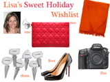 Lisa's Sweet Holiday Wishlist
