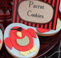 Pirate Party Guest Dessert Feature