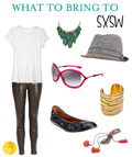 Green with SXSW Envy!