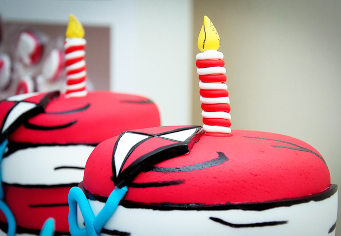 Cat In the Hat Party | Fantastic Cake