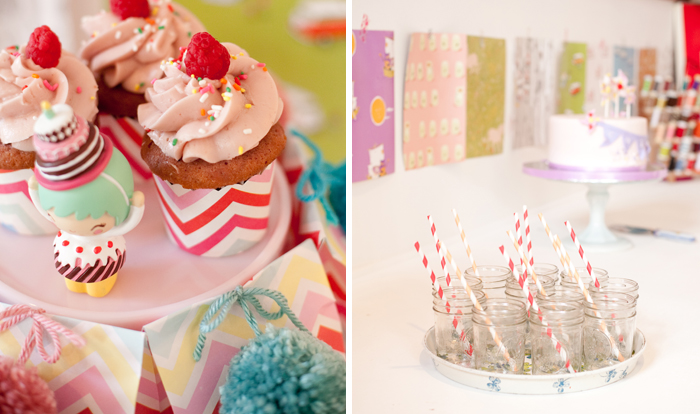 Crafting Party | Cupcakes