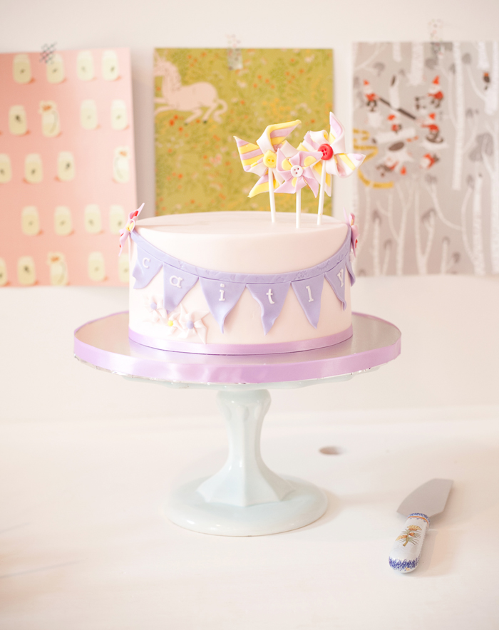 Crafting Party   Pretty Cake