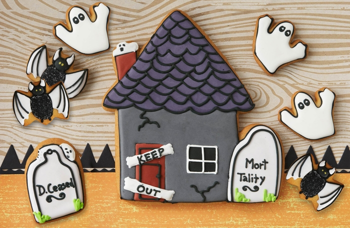 Haunted-House-Cookies