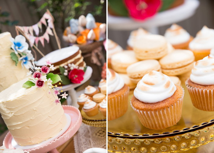 Beautiful Baby Shower | Pretty Cakes