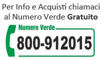 Numero Verde per Acquisti e INFO
