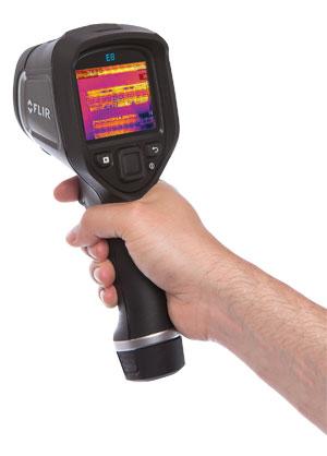 Nuove termocamere FLIR Serie Ex