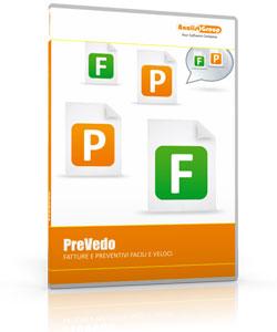 PreVedo, il software per creare Preventivi, fatture e fatture pro-forma