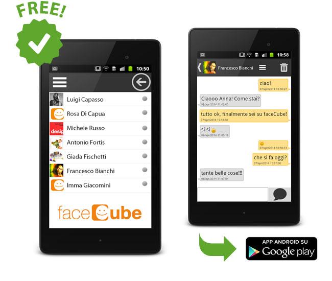 faceCube, la nuova APP per i Professionisti dell'Edilizia