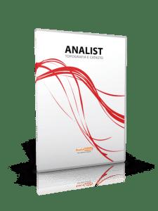 Nuovo Analist, software Topografia e Catasto