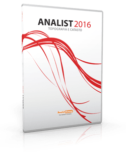 Nuovo Analist 2016 Software Topografia e Catasto