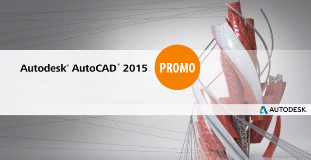 PROMO AutoCAD 2015. Richiedi la tua Offerta