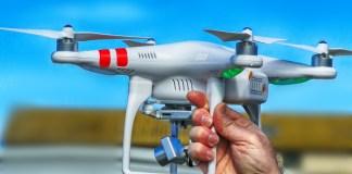 Drone Geometri di Crotone