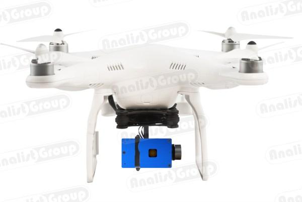 Drone per Agricoltura con camera Multispettrale