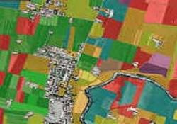 Identificazione uso suolo e distinzione colture con camera multispettrale