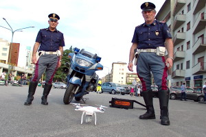 Analist Group Drone for Traffic Accident Reconstruction