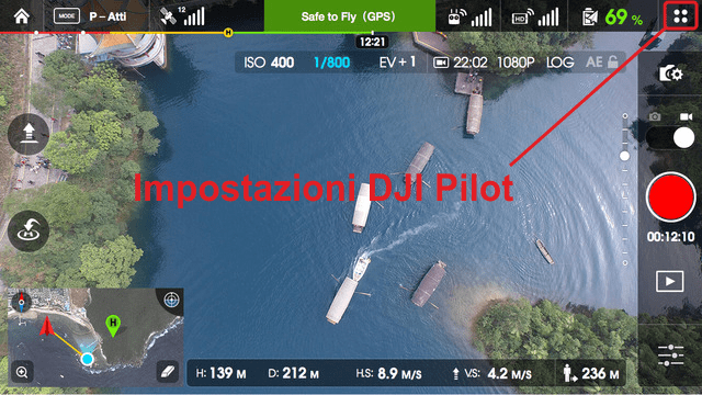 dji-pilot-settings