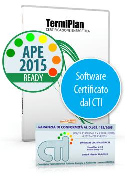 Software APE UNICO 2015