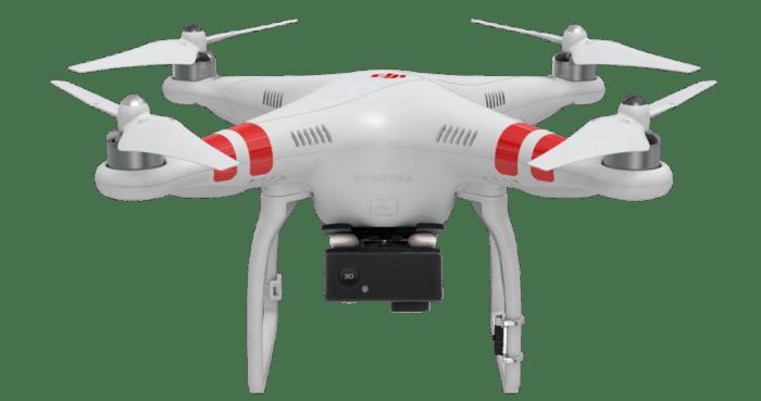 Drone per Agricoltura di Precisione Phantom MAPIR
