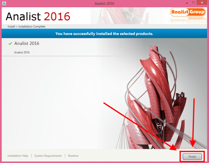 How to install Analist 2016 CLOUD