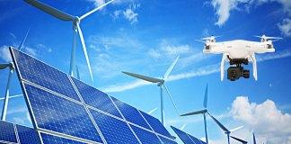 Ispezioni Pannelli Fotovoltaici con DRONE