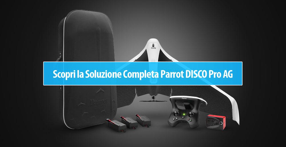 Scopri Parrot DISCO Pro AG
