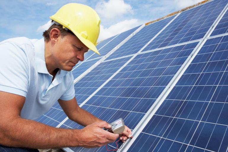 Ispezioni Pannelli Fotovoltaici