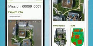 Pix4Dcapture iOS e Android